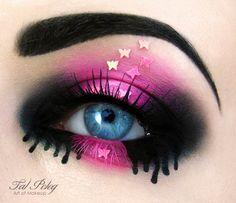 20 maquillages créatifs inspirés des contes de fées (image)