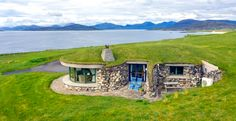 Two award-winning 5 star graded cottages hidden on a Hebridean Isle, with luxury interiors, and stunning views Natural Swimming Pools, Natural Pools, Isle Of Harris, Pool Landscaping, Backyard Pools, Pool Decks, New Year Pictures, Romantic Escapes, Outer Hebrides