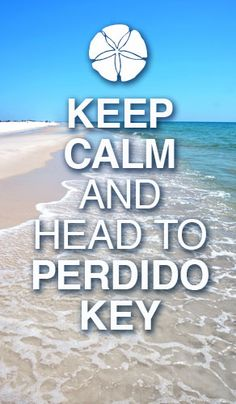One of Florida's hidden treasures, beautiful Perdido Key!