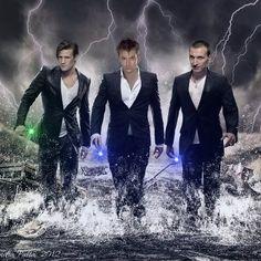 this 3 together ala-James Bond-ish? ohlala