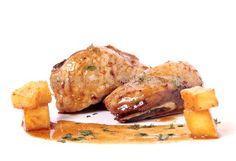 Receta de pollo con piña   EROSKI CONSUMER
