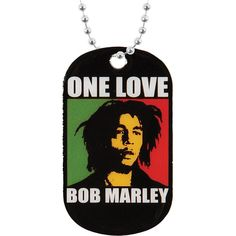 Bob Marley T Shirts, Red Green, Yellow, Black Enamel, Ball Chain, Dog Tags, Dog Tag Necklace, First Love, Random Gifts