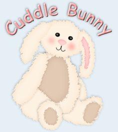 Cuddle Bunny Graphic