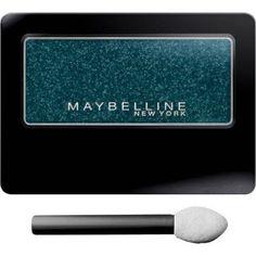 Maybelline Expert Wear Singles Eyeshadow, 0.09 oz, Turquoise Sea, Blue
