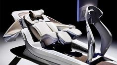 Automotive suppliers Faurecia and Johnson Controls are developing self-adjusting seats that use cameras and sensors to automatically find the ideal position for occupants.