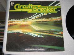 Various - Circuit Breaker CANADA  79 LP Vinyl Foxy, Gilla, Patsy Gallant