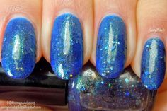 Sassy Paints: Nightshade by Renaissance Custom Lacquer