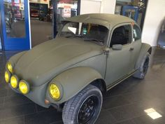 Catawiki online auction house: Volkswagen Beetle Baja army - 1968