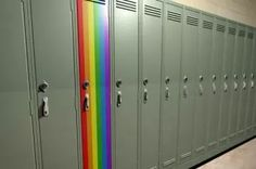 """The Peters reading """"School Climate and LGBT Youth"""" was a difficult read for me, … - Health Home Tumblr Gay, Gay Couple, Gay Pride, Bisexual Pride, Wallpaper Tumblrs, Simon Spier, Lgbt Memes, Lgbt Quotes, Wife Quotes"""