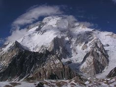 """Broad Peak, also known as K3, is the 12th highest mountain on Earth, with an elevation of 8,051 metres. The literal translation of """"Broad Peak"""" to Faichan Kangri is not accepted among the Balti people. Wikipedia"""