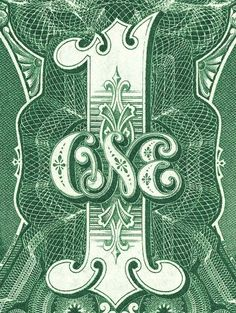 """this is eye-straingly-amazing.     1896 US $1 """"Educational"""" Silver Certificate"""