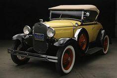 Ford Model 1 - 1930