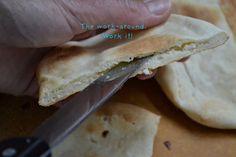 Pita bread Gluten Free