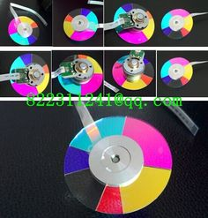 (64.50$)  Buy here - http://ai6a5.worlditems.win/all/product.php?id=32542263823 - NEW original Projector Color Wheel for benq mx711 Projector Color wheel