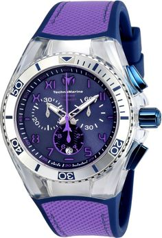 TechnoMarine Watch Cruise Mens #add-content #bezel-unidirectional #bracelet-strap-synthetic #brand-technomarine #case-material-steel #case-width-46mm #chronograph-yes #classic #date-yes #delivery-timescale-1-2-weeks #dial-colour-purple #gender-mens #movement-quartz-battery #new-product-yes #official-stockist-for-technomarine-watches #packaging-technomarine-watch-packaging #style-dress #subcat-cruise #supplier-model-no-tm-115013 #warranty-technomarine-official-2-year-guarantee…