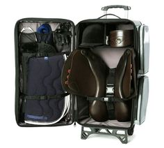 horse travel travel bag