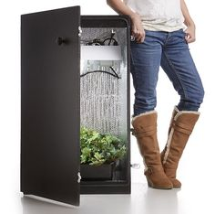 Grandma's Secret Garden Grow Box A super grow box is the greatest way to stealth growing in your home.