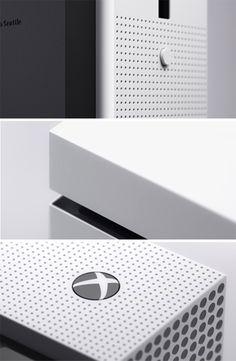 Xbox One S l Xbox design team http://www.xbox.com/en-US/