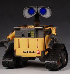 Remote Control Wall-E = Amazing