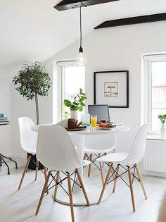 15 Great Ideas For Your Dining Room Walls / 15 Ideas Para Decorar Las  Paredes De Tu Comedor   Casa Haus Deco
