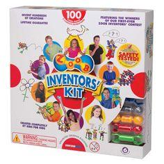 Zoob Inventors Kit