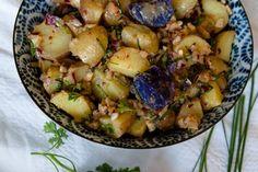 Vegan Dijon Potato Salad