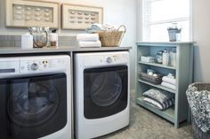 Appeal to Buyers with an Organized Laundry Room