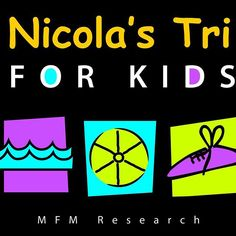 """We have used Directweb2print for all 6 years of Nicola's Triathlon for Kids. The quality and work is fantastic - the staff professional and reliable. The stickers, note pads, helmet stickers etc. have helped to create and establish the triathlons image and brand"". Judi Tullio"