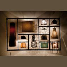Kare Design - Applique Parecchi Art House
