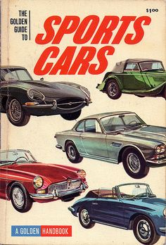The Golden Guide to Sports Cars