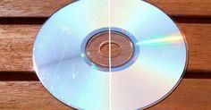 Hast du zerkratzte CDs oder DVDs? Mit dieser Schritt für Schritt Anleitung beseitigst du schnell und günstig Kratzer und Klang und Bild sind wie neu.