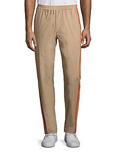 MSGM Side Striped Track Pants
