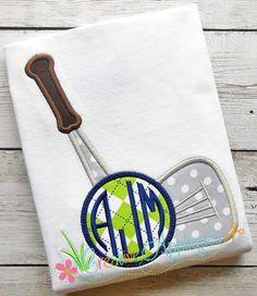 Monogram Golf Club Shirt - Personalized Embroidery - Custom Shirt