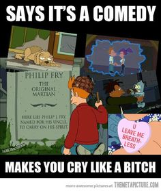 Scumbag Futurama… Yes! Someone needed to make this! Fry's Dog makes me bawl every time!