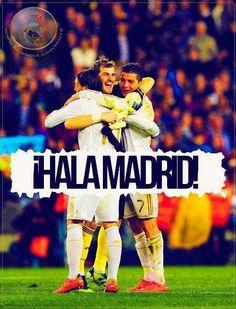 Hala Madrid #MesutOzil #IkerCasillas #CristianoRonaldo