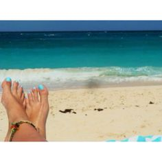 I just have to get that toenail polish, cuz won't be goin to the beach!...but then again, you never know!