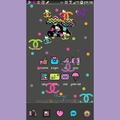 Just wanted to show cute chanel wallpaper from @1andonly_sel free wallpaper pack on her blog now. It matches so well with @msstephiebaby fancy theme icons and my custom beweather from @droidliciousdiva #msstephiebaby #dutchcreativedesigns #droidliciousdiva #teamnote3 #golauncher #golaunchertheme #androidthemes #teamandroid #beweather #teamsexyphones #uccw #jailbreakdeez #chanel
