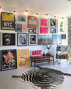 Decoration Bedroom, Diy Home Decor Bedroom, Decoration Design, Wall Decor, Bedroom Simple, Wall Art, Diy Wall, Home Decor Signs, Retro Home Decor