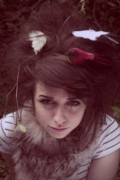 birds nest hair by ~katielizabethh on deviantART