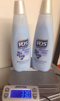 2 Alberto VO5 Moisture Milks Conditioner Blueberries & Cream Soy Milk Proteins    eBay