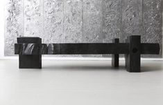 Designer page for PIERRE SABATIER. Includes biography, selected works, press, and associated exhibitions. Bench Furniture, Home Furniture, Furniture Design, Archi Design, Simple Interior, Red Walls, Office Interiors, Wabi Sabi, Art Decor