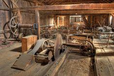 Life & Stuff — Inside The Nesbitt Sawmill Rough Sawn Lumber, Lumberjack Style, Lumber Mill, Timber Beams, Got Wood, Model Train Layouts, Wood Tools, Model Trains, Ho Trains