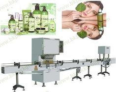 Auto olive skin care paste filling capping line