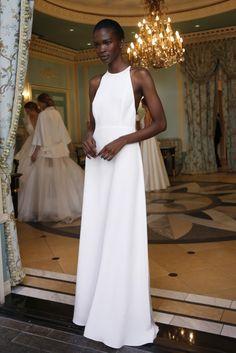 Delphine Manivet Bridal Spring 2017 | #BridalFashionWeek #WeddingDress [Photo: Thomas Iannaccone]