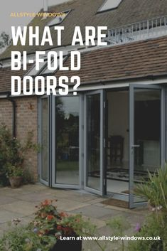 Made to provide maximum viewing areas, our bi-fold doors add the 'wow' factor to any property and can be installed where you require clear access to your patio or garden. What Is Bi, Milton Keynes, Wow Factor, Wow Products, Patio, Doors, Spaces, Contemporary, Garden