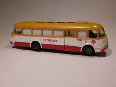 Model autobusu Š 706 RTO Potraviny JEDNOTA. Měřítko 1:87 Scale, Weighing Scale, Libra, Balance Sheet, Ladder, Weight Scale