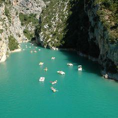 Verdon River @ Provence, France