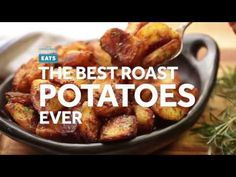 How to Roast the Best Potatoes Ever