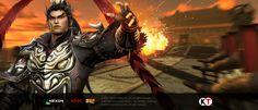 Jeder der ein wenig Hack'n Slay-Spiele spielt, der wird nicht für immer um die Dynasty Warriors-Reihe herumkommen, welche sich momentan in der 8. Veröffentlichung befindet.  Nexon Korea hat heute, den 1. Juli 2016, angekündigt eine mobile Spielversion des strategischen Hack'n Slash-RPGs Dy...  https://gamezine.de/project-dynasty-warriors-dynasty-warriors-fuer-android-ios-als-app.html