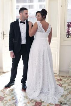 Plus size wedding gowns 2016 rinat (1)